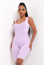 Cool Fit Romper - Lavender