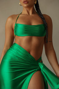 Bad At Love Jumpsuit - Cream