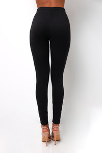 Elemental Long Pants - Black