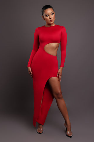 Cassie Mini Dress - Black
