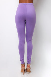 Elemental Long Pants - Purple