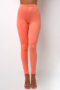 Elemental Long Pants - Peach