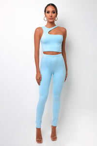 Elemental Long Pants - Baby Blue