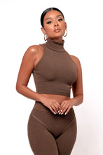 Aura Two Piece Skirt Set - Black