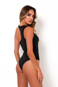 The Multiway Bodysuit - Black
