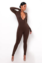 New Standard Jumpsuit - Brown