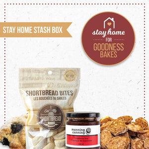 Stay at Home for Goodness Bakes