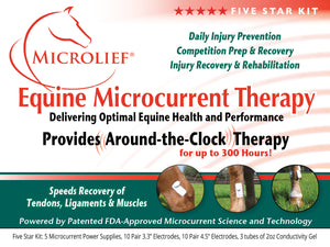 Microlief® Five Star Kit