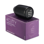 ACUiTY Instruments - ESCO-T6 Shift Knob in Satin Black Anodized Finish - 1886-T6B