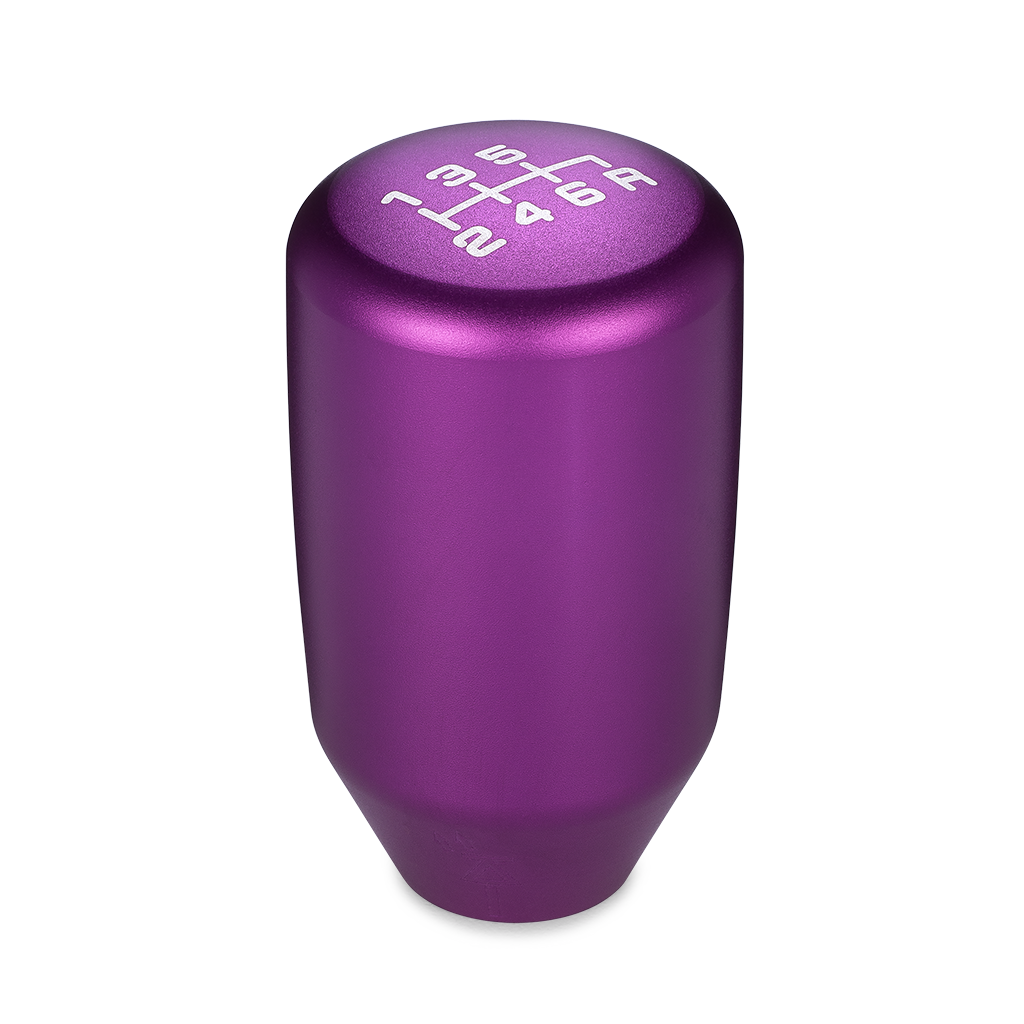 ACUiTY Instruments - ESCO-T6 Shift Knob in Satin Purple Anodized Finish - 1886-T6P