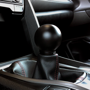 ACUiTY Instruments - POCO Low-Profile Shift Knob in Satin Black Anodized Finish - 1925-BK