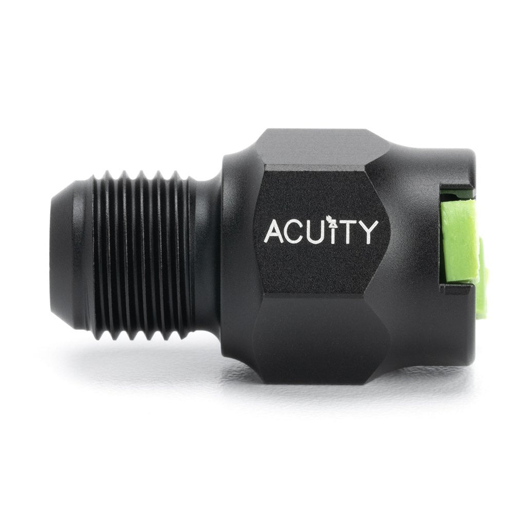 "ACUiTY Instruments - 1/4"" SAE Quick Connect to -6AN Adapter - 1945-F01"