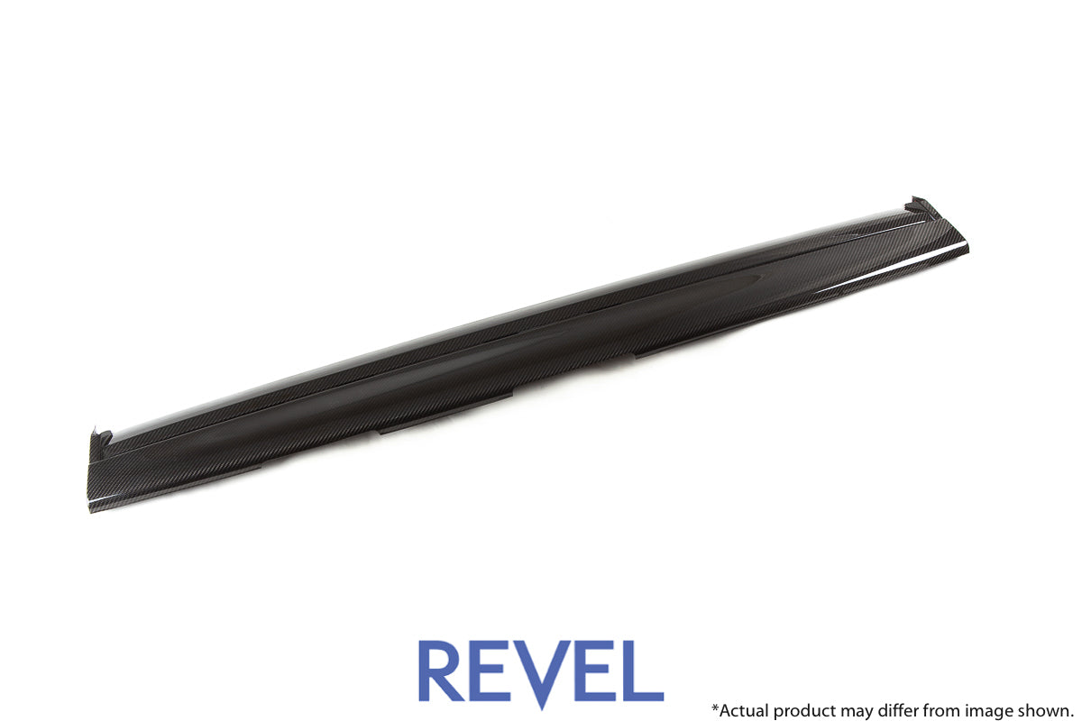 Revel USA - GT Dry Carbon Front Center Panel - 16+ Model 3 - 1TR4GT1AX02