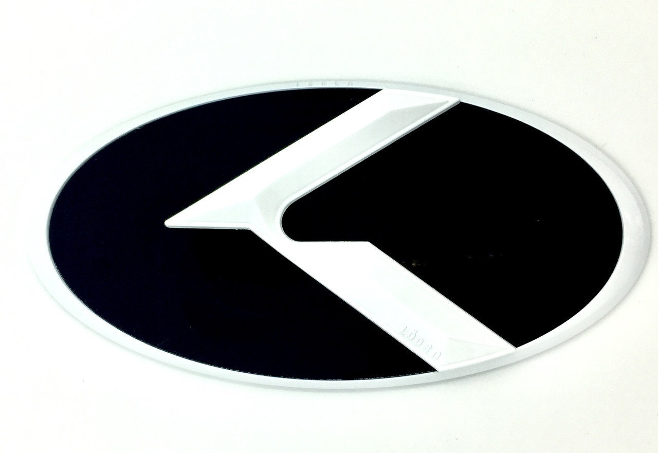LODEN 3.0 K Emblems WHITE Edge Base (Over 100+ Color Combinations!)