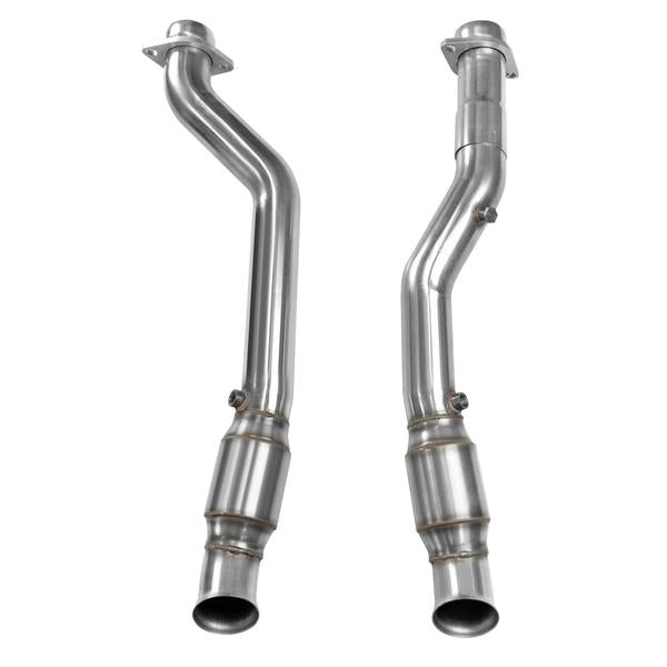 "Kooks Headers - 3"" CATTED Connecting Pipes - 2011-19 Durango 5.7 / 2011+ Grand Cherokee WK2 5.7 - 36103201"