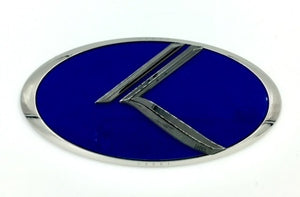 "LODEN ""The Real K"" 3D Vintage K Emblem"