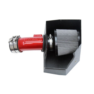 HPS Performance Dyno proven +15 horsepower +13 torque Heat Shield High Flow Air Filter