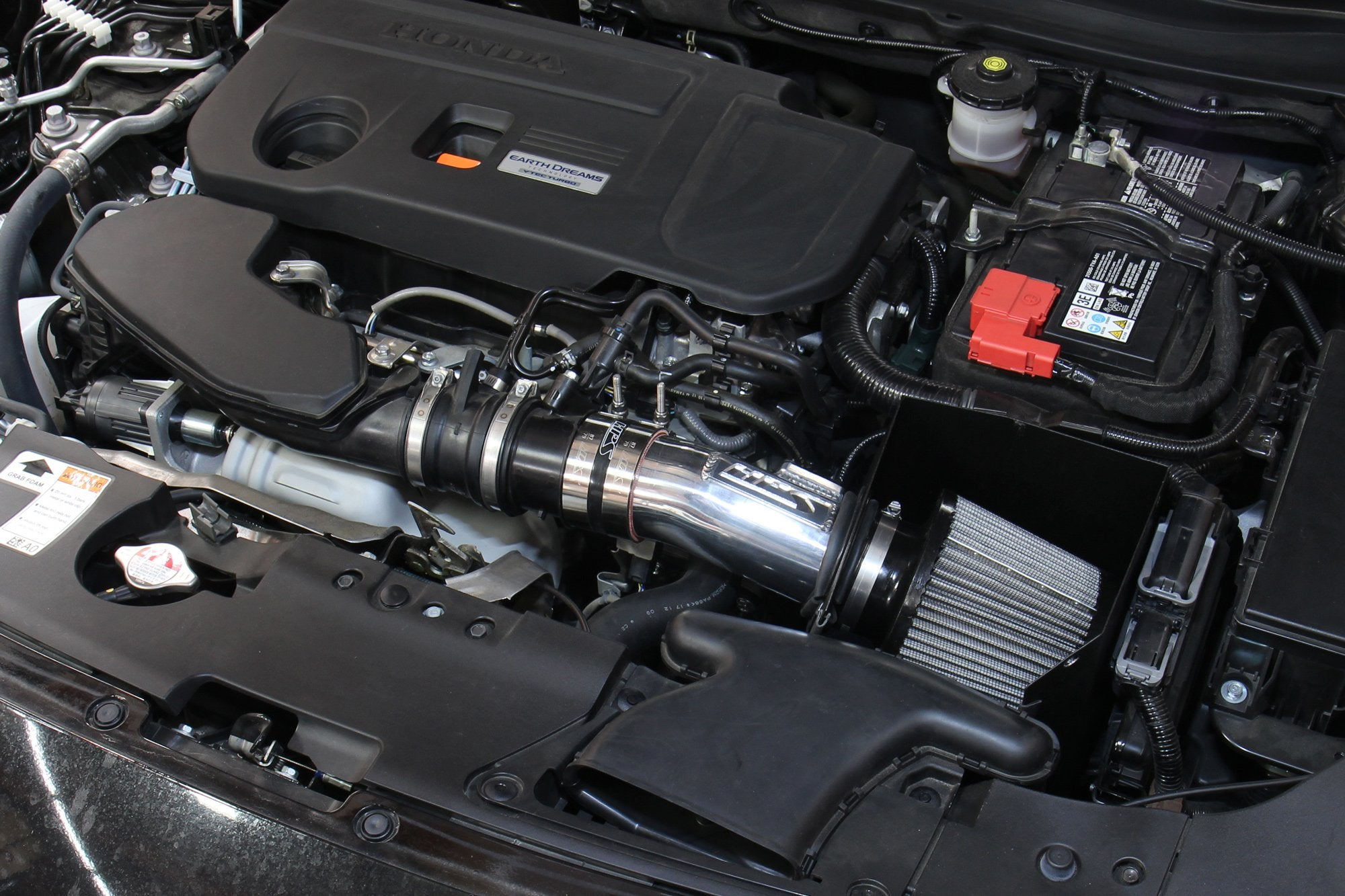 HPS Performance - Cold Air Intake Kit - 2018+ Accord 2.0T - 827-656