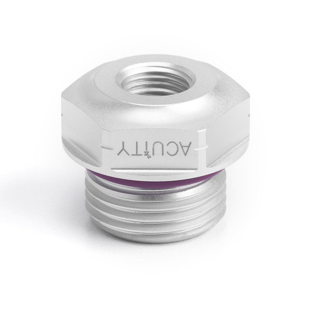 ACUiTY Instruments - 1/8 NPT to -8 O-Ring Boss (ORB) Adapter - 1913-F05