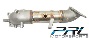 PRL Motorsports - Race Downpipe & Front Pipe Combo - 2018+ Honda Accord 1.5T - PRL-HA10-15T-DP-COMBO