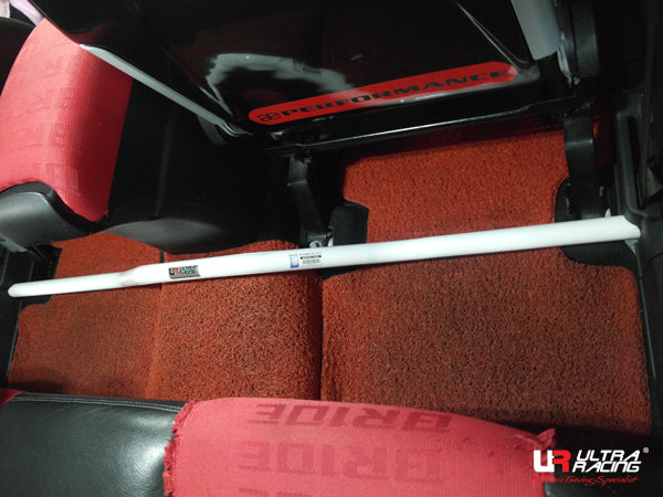 Ultra Racing - 2pt Interior Room Brace - 2007-13 Mitsubishi Outlander / ASX 2WD (CW/ZG/ZH) - UR-RO2-1924