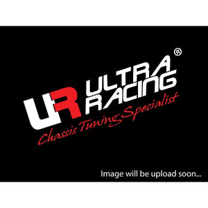 Ultra Racing - 4pt Rear Lower Side Braces PAIR - 2013-18 RAV4 - 4WD 2.5L XA40 - UR-RLS4-2982P