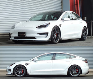 RS-R - SPORTS*I COILOVER - 2019+ Tesla Model 3 AWD - XBITL002M