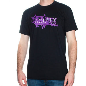 ACUiTY Instruments - ACUITY Scatter T-Shirt - Black - 1915-T1