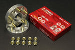 Ichiba Wheel Spacers - Pair - VersionII - 17mm 5x114.3 / 64.1 / 12x1.5 - ICH-WS-5511464F