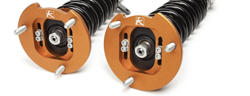 KSport - Kontrol Pro Coilover System - 83-87 Toyota Corolla  Front Welding - Rear Integrated - CTY070-KP