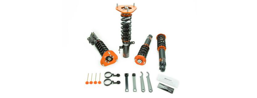 KSport - Kontrol Pro Coilover System - 17-17 Honda Civic Hatchback only - CHD430-KP