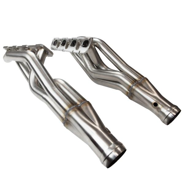 "Kooks Headers - Long Tube Headers 1 7/8"" x 3"" w/ Non-Catted Connecting Pipes - 2011-19 Durango 5.7 / 2011+ Grand Cherokee WK2 5.7 - 3410H411"