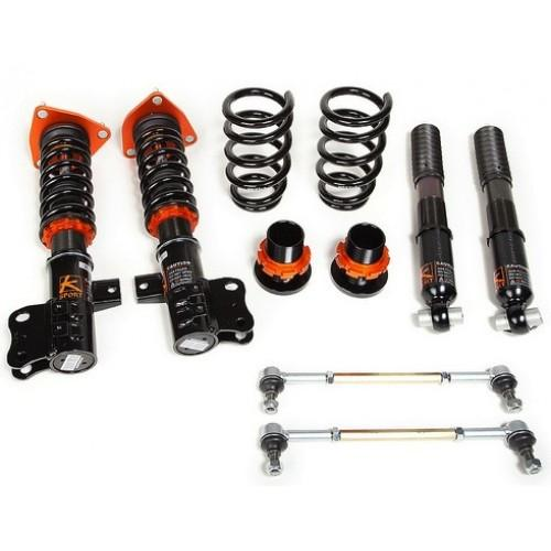 KSport - Kontrol Pro Coilover System - 97-01 Acura Integra Type-R - CAC021-KP
