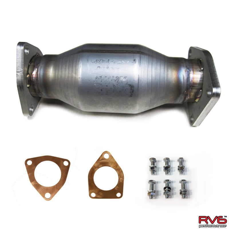 RV6™ High Flow Cat Kit for 08-12 Accord I4 (2.4L)