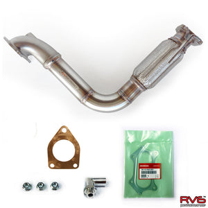 RV6™ PCD™/Downpipe Kit for 08-12 Accord I4 (2.4L)