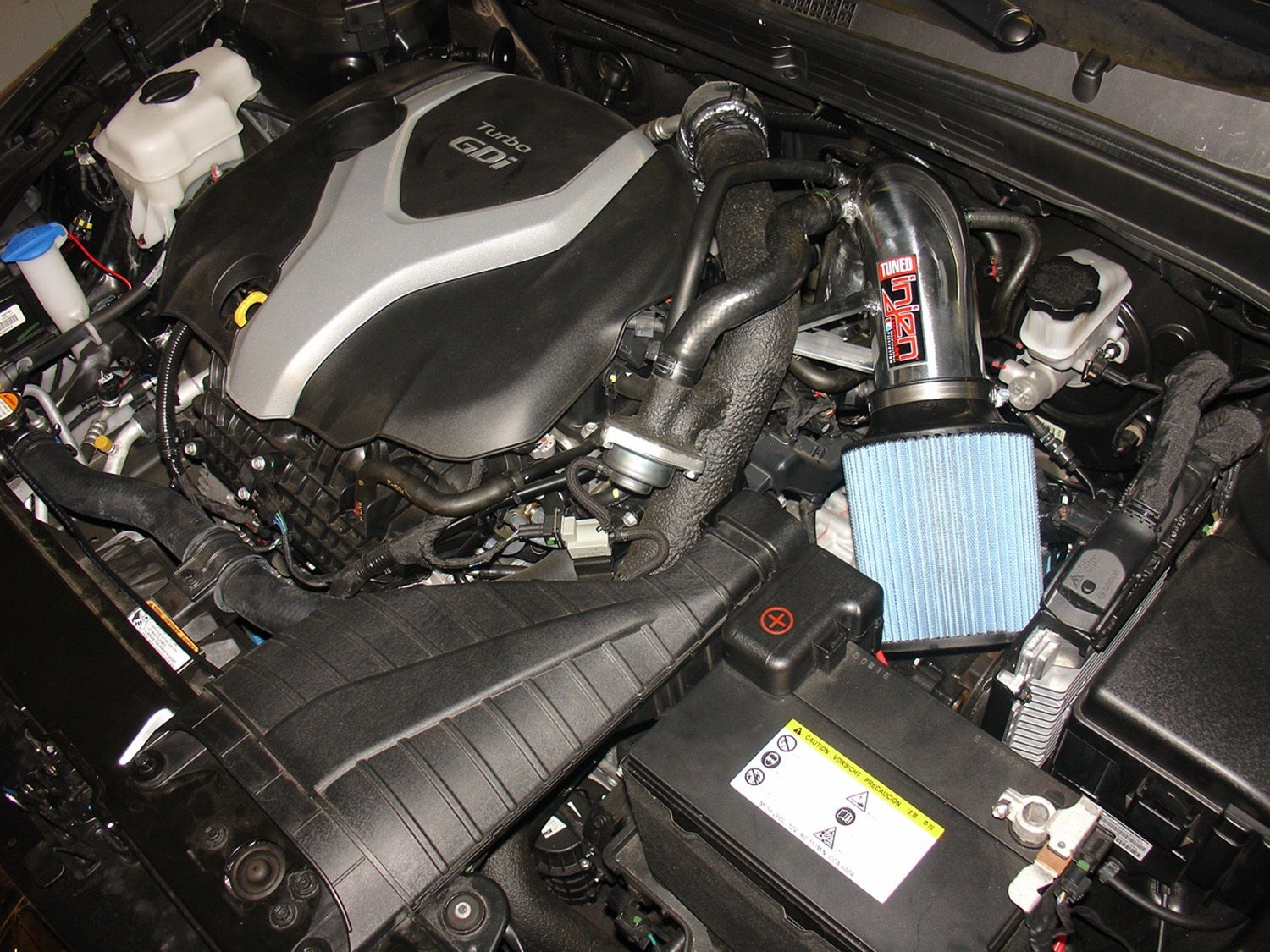 Injen - SP Series Intake - 2011-15 Optima 2.0T / Sonata 2011-14 2.0T - SP1330