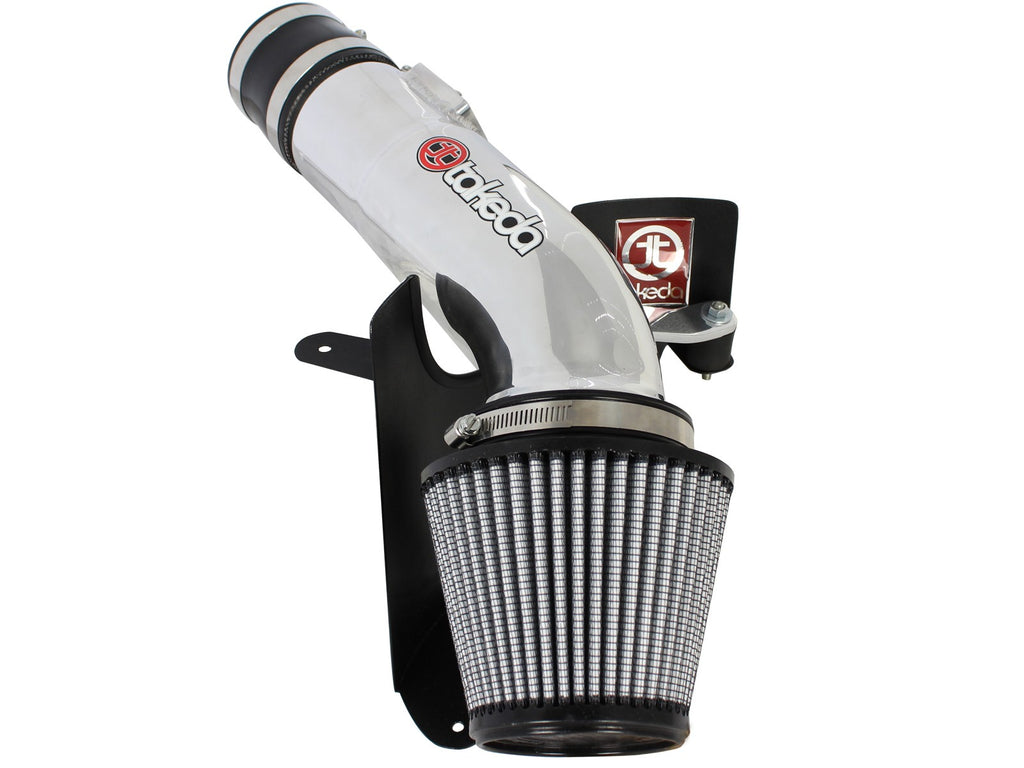 Takeda aFe Power Retain POLISHED Intake System - 13-17 Accord V6 / 14-17 TLX V6 3.5 - TR-1021P-D