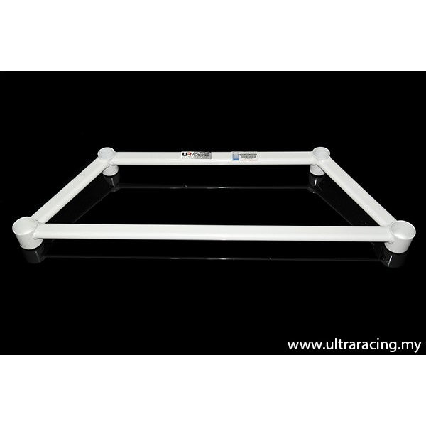 Ultra Racing - 4pt Front Lower Brace -  2013-18 RAV4 - 4WD 2.5L XA40 - UR-LA4-2980