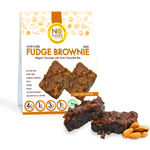 Fudge Brownie Mix (Keto, Vegan & Diabetic Friendly)