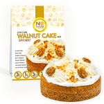 walnut cake, low carb sugar free, gluten free, keto, vegan, diabetic friendly