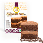 Chocolate Cake Mix (Keto, Vegan & Diabetic Friendly)