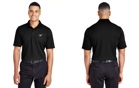 A ROD CORP POLO BLACK HQ