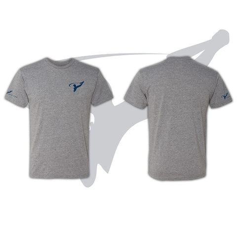 MENS TRIBLEND TEE - PREMIUM HEATHER