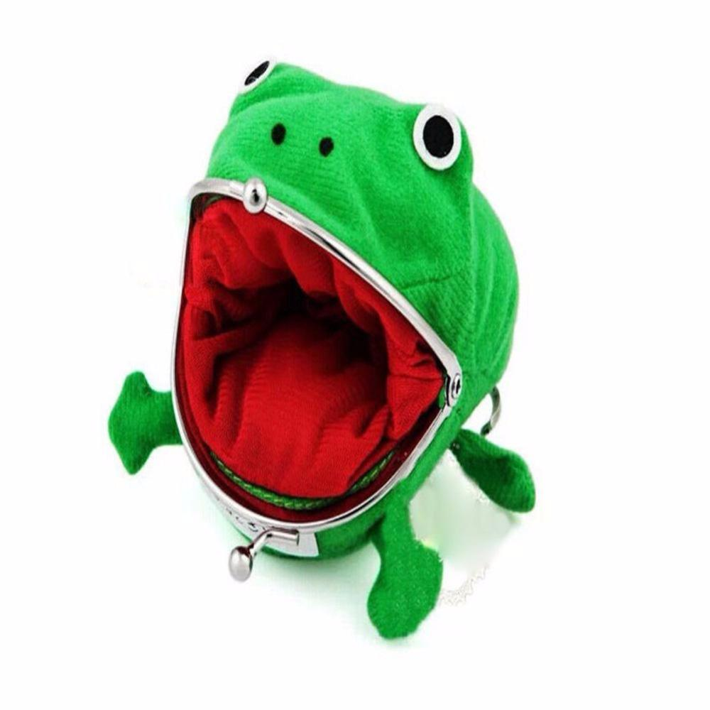 Frog Naruto Coin Purse