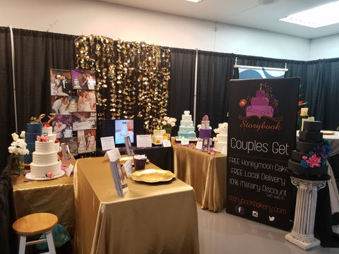 Bridal Show Booth