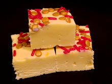 Lemon Belle Fudge
