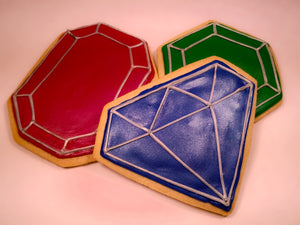 Gemstone Cookies