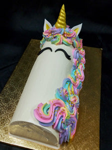 Unicorn Cake Roll (Vanilla)