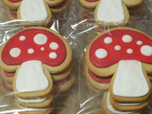 Toadstool Cookies
