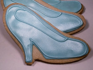 Glass Slipper Cookies